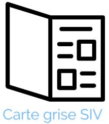 Carte grise SIV